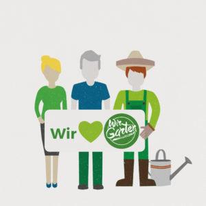 Betriebs-Team WirGarten Open Social Franchise Netzwerk