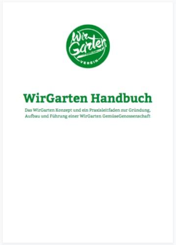Handbuch WirGarten Open Social Franchise Netzwerk