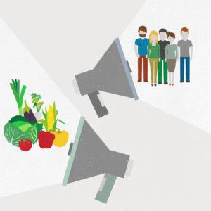 Ernte- und Mitgliederkampagne WirGarten Open Social Franchise Netzwerk